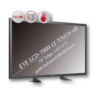 EYE LCD 7000 LE TOUCH XIR
