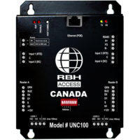 RBH AX UNC100 122M